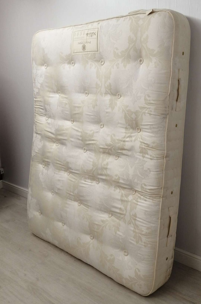 5ft Pocked Spring Co. 'AYSGARTH'  Mattress