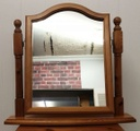 Pine Dressing Table Mirror