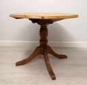 "2ft11"" Pine Round Table"