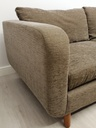 Three Seater Grey Sofa
